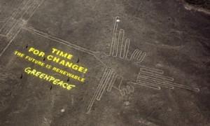 Peru Greenpeace